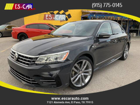 2017 Volkswagen Passat for sale at Escar Auto in El Paso TX