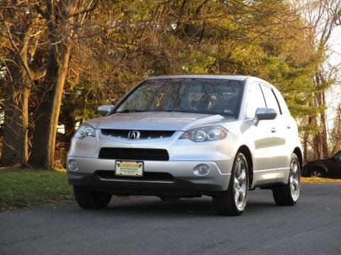 2008 Acura RDX for sale at Loudoun Used Cars in Leesburg VA