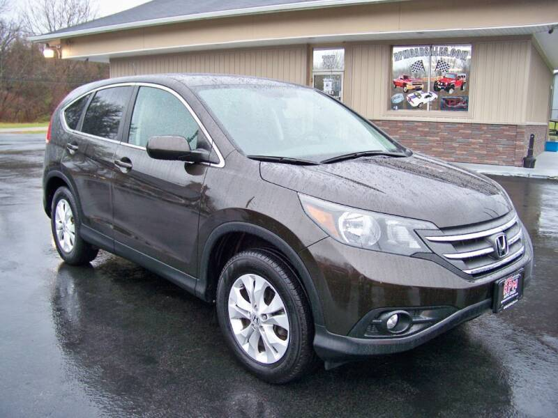 2013 Honda CR-V for sale at RPM Auto Sales in Mogadore OH