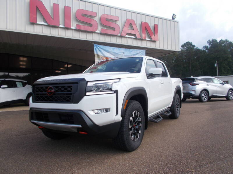 2022 Nissan Frontier for sale at Howell Buick GMC Nissan - New Nissan in Summit MS