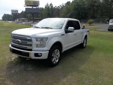 2015 Ford F-150 for sale at Anderson Wholesale Auto in Warrenville SC