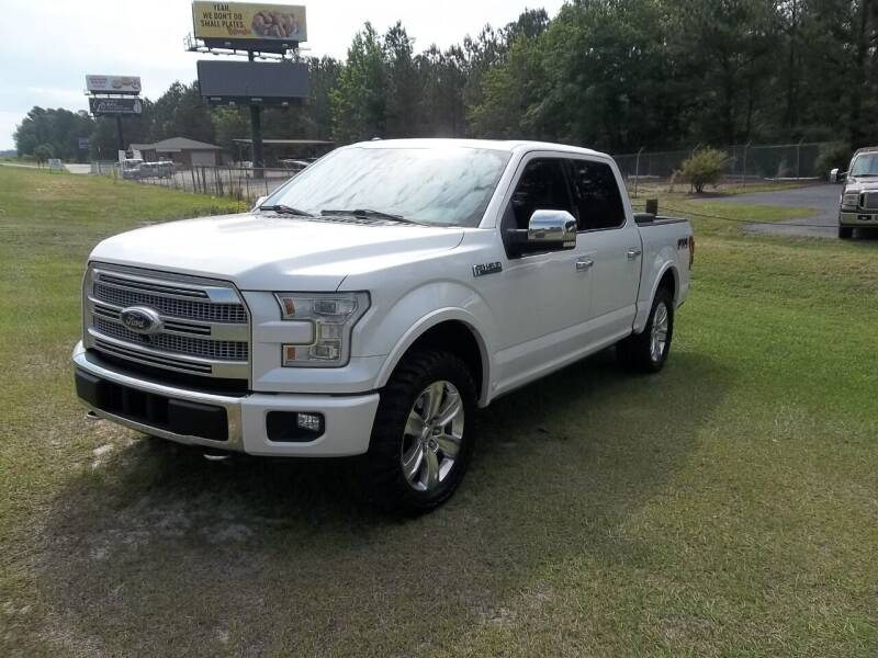 2015 Ford F-150 for sale in Warrenville, SC