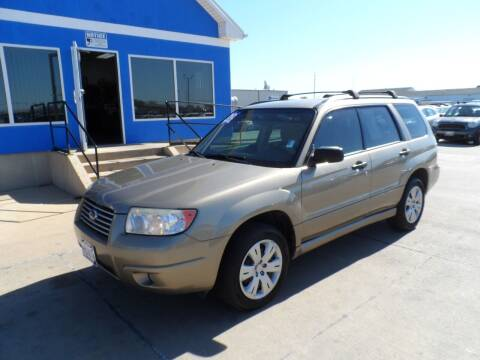 2008 Subaru Forester for sale at America Auto Inc in South Sioux City NE