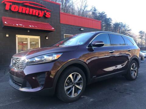 2020 Kia Sorento for sale at Tommy's Auto Sales in Inez KY