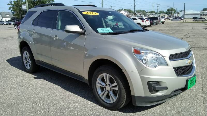2015 Chevrolet Equinox for sale at Unzen Motors in Milbank SD