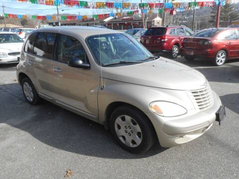 2005 Chrysler PT Cruiser for sale at Ricciardi Auto Sales in Waterbury CT