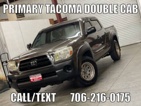 2011 Toyota Tacoma for sale at Primary Auto Group in Dawsonville GA
