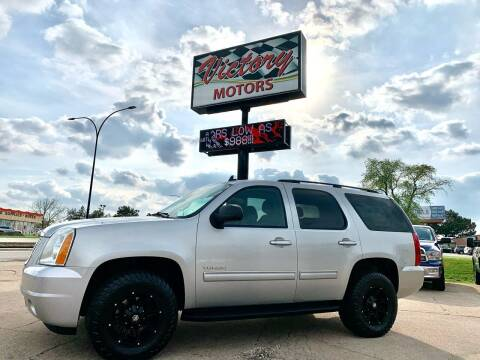 2010 GMC Yukon for sale at Victory Motors in Waterloo IA