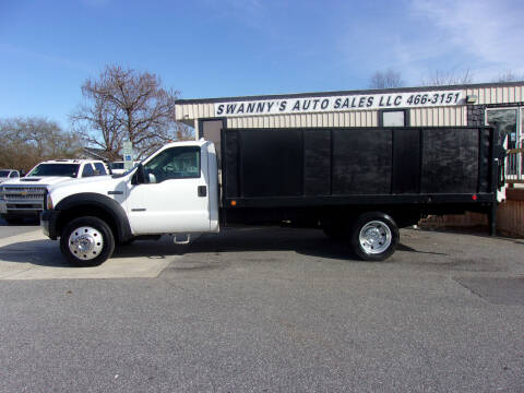 2006 Ford F-450 Super Duty for sale at Swanny's Auto Sales in Newton NC