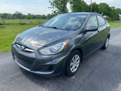 2012 Hyundai Accent for sale at Champion Motorcars in Springdale AR