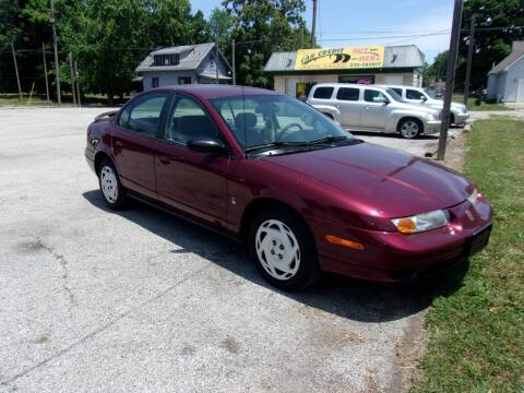 2001 Saturn S-Series for sale at Car Credit Auto Sales in Terre Haute IN