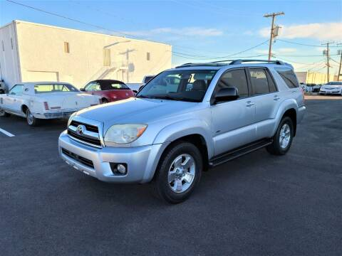 2007 Toyota 4Runner for sale at Image Auto Sales in Dallas TX