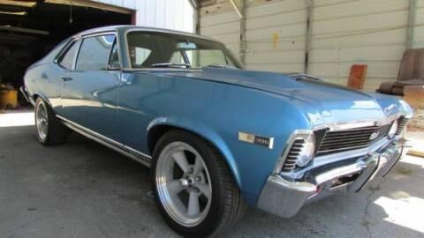 1968 Chevrolet Nova for sale at Classic Car Deals in Cadillac MI