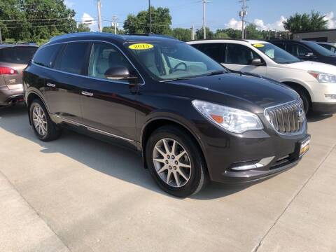 2015 Buick Enclave for sale at Tigerland Motors in Sedalia MO