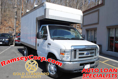 2013 Ford E-Series Chassis for sale at Ramsey Corp. in West Milford NJ