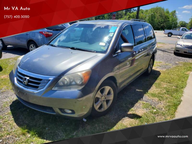 2009 Honda Odyssey for sale at Mr VA Auto in Chesapeake VA