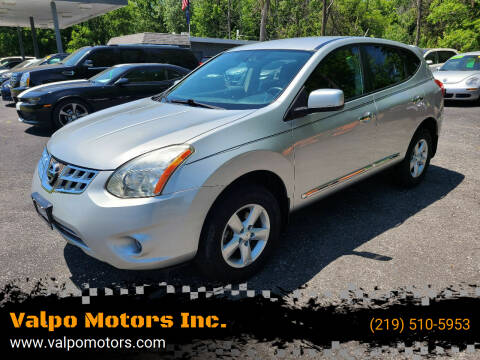 2013 Nissan Rogue for sale at Valpo Motors in Valparaiso IN