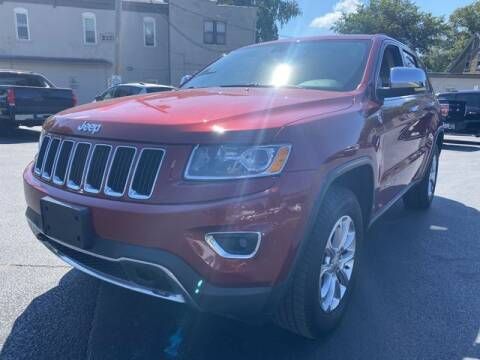2014 Jeep Grand Cherokee for sale at JC Auto Sales Inc in Belleville IL