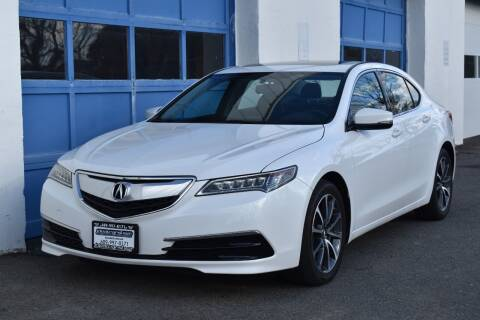 2016 Acura TLX for sale at IdealCarsUSA.com in East Windsor NJ