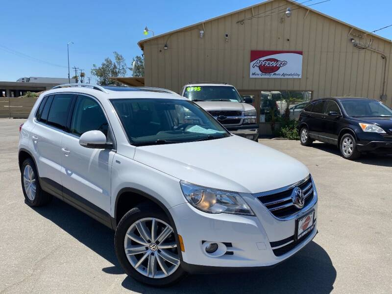 2010 Volkswagen Tiguan for sale at Approved Autos in Bakersfield CA