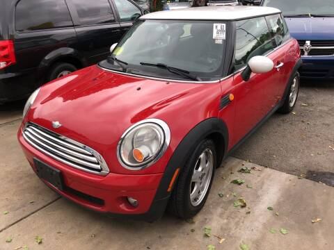 2008 MINI Cooper for sale at Barga Motors in Tewksbury MA