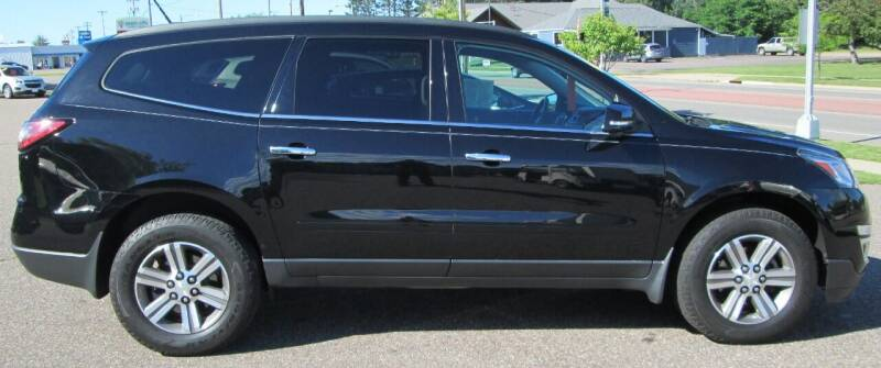 2016 Chevrolet Traverse for sale at The AUTOHAUS LLC in Tomahawk WI