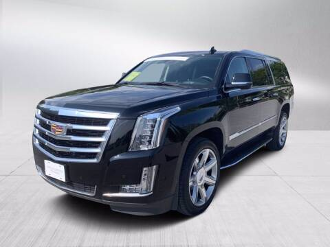 2020 Cadillac Escalade ESV for sale at Fitzgerald Cadillac & Chevrolet in Frederick MD