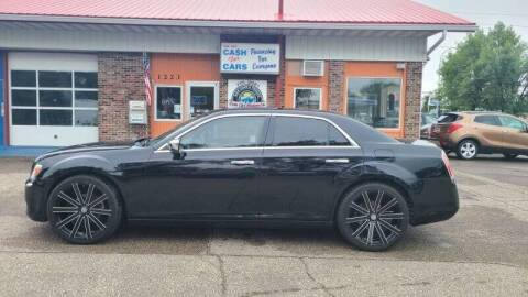 2011 Chrysler 300 for sale at Twin City Motors in Grand Forks ND