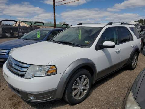 2008 Ford Taurus X for sale at Affordable 4 All Auto Sales in Elk River MN