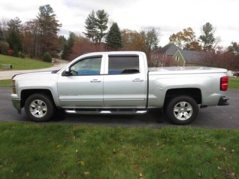2015 Chevrolet Silverado 1500 for sale at Renaissance Auto Wholesalers in Newmarket NH