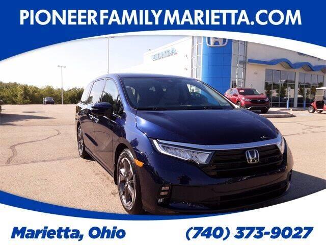 2022 Honda Odyssey for sale in Williamstown, WV