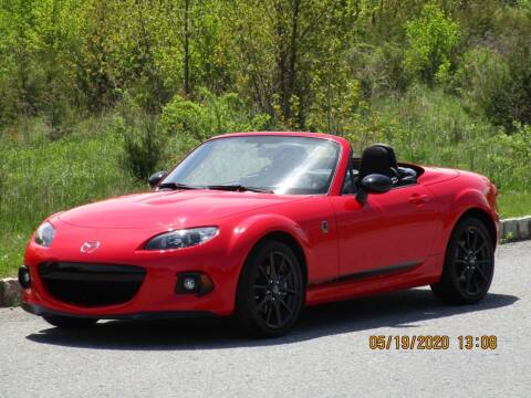 2014 Mazda MX-5 Miata for sale at R & R AUTO SALES in Poughkeepsie NY