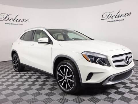 2016 Mercedes-Benz GLA for sale at DeluxeNJ.com in Linden NJ