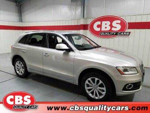 2016 Audi Q5 for sale at CBS Quality Cars in Durham NC