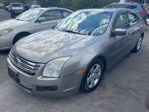2008 Ford Fusion for sale at Turner's Inc - Main Avenue Lot in Weston WV