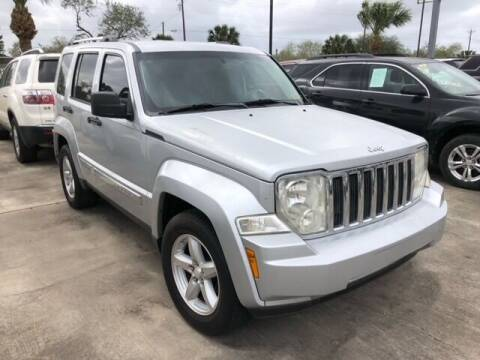 2008 Jeep Liberty for sale at Brownsville Motor Company in Brownsville TX