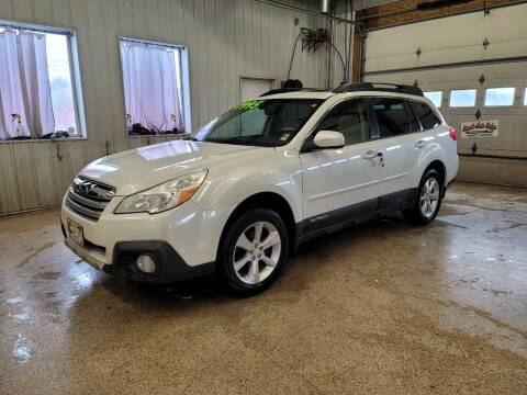 2013 Subaru Outback for sale at Sand's Auto Sales in Cambridge MN