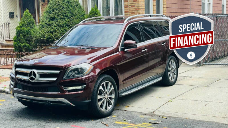 2013 Mercedes-Benz GL-Class for sale at Sports & Imports Auto Inc. in Brooklyn NY