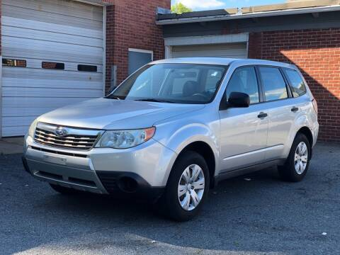 2009 Subaru Forester for sale at Emory Street Auto Sales and Service in Attleboro MA