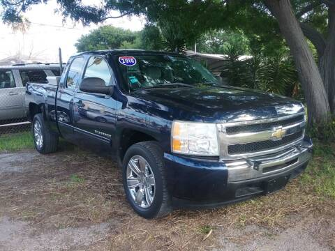 2010 Chevrolet Silverado 1500 for sale at Express AutoPlex in Brownsville TX