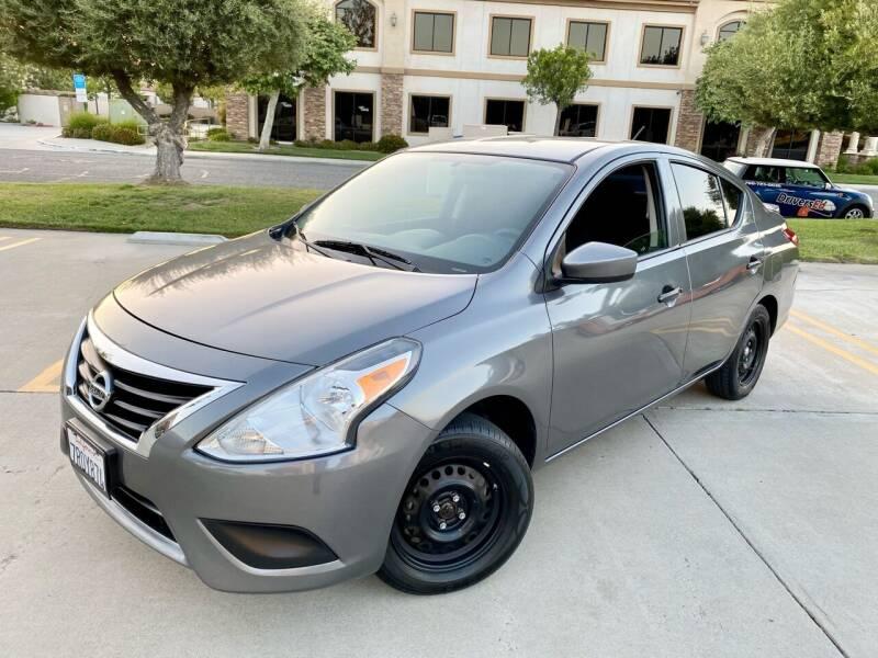 2016 Nissan Versa for sale at Destination Motors in Temecula CA