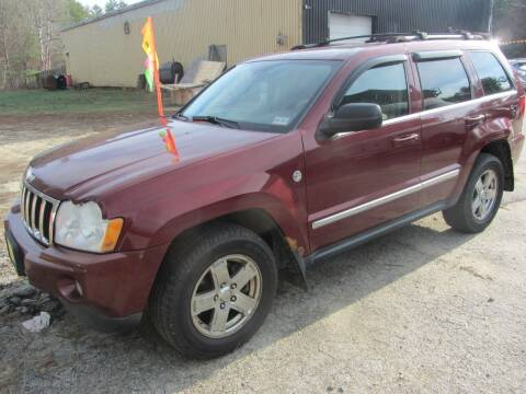 2007 Jeep Grand Cherokee for sale at Jons Route 114 Auto Sales in New Boston NH
