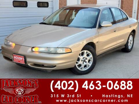 2000 Oldsmobile Intrigue for sale at Jacksons Car Corner Inc in Hastings NE