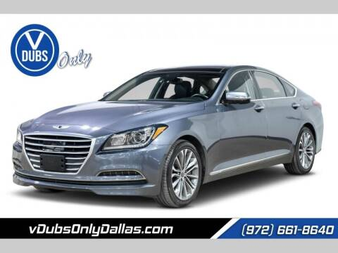 2015 Hyundai Genesis for sale at VDUBS ONLY in Dallas TX