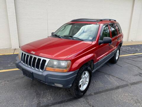 2003 Jeep Grand Cherokee for sale at Carland Auto Sales INC. in Portsmouth VA