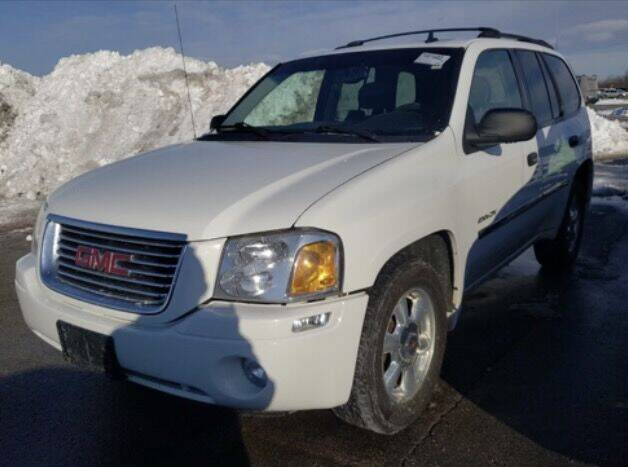 2006 GMC Envoy for sale at HW Used Car Sales LTD in Chicago IL