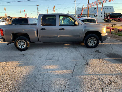 2008 Chevrolet Silverado 1500 for sale at BULLSEYE MOTORS INC in New Braunfels TX