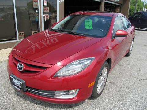 2009 Mazda MAZDA6 for sale at Arko Auto Sales in Eastlake OH