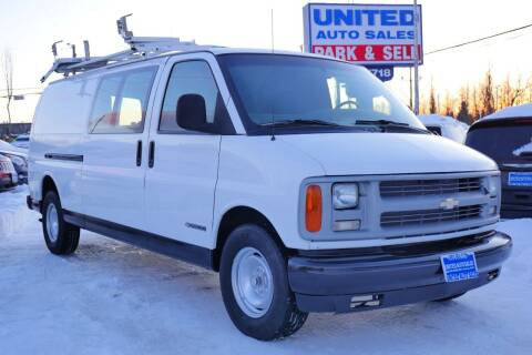 2001 Chevrolet Express Cargo for sale at United Auto Sales in Anchorage AK