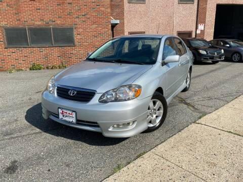 2007 Toyota Corolla for sale at JMAC IMPORT AND EXPORT STORAGE WAREHOUSE in Bloomfield NJ